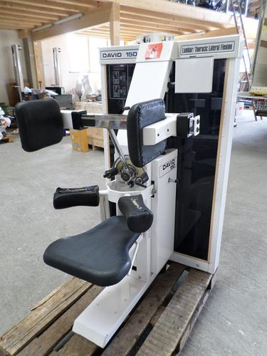 David Lateral Flexion 150 Rotary