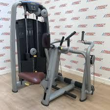 Technogym, Low Row Rudermaschine, gebraucht